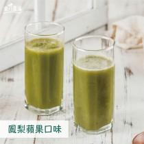 【樂乃農場】明日葉果昔 - 鳳梨蘋果口味 (300g/包)