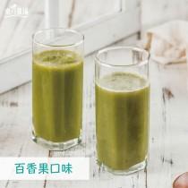 【樂乃農場】明日葉果昔 - 百香果口味 (300g/包)
