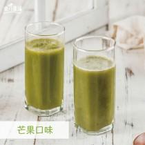 【樂乃農場】明日葉果昔 - 芒果口味(300g/包)