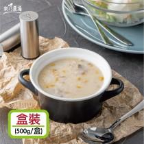 【樂乃農場】蘑菇濃湯 (濃縮盒裝 500g/盒)