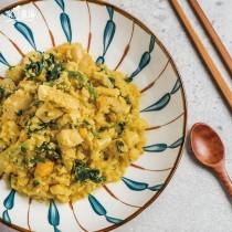 【樂乃農場】白花椰菜米 - 薑黃雞肉口味 (250g/包)