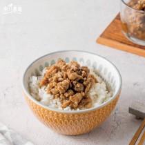 【樂乃農場】香拌素肉燥(500g/包,全素)